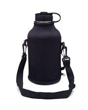 Drink Growler Carrier for Beer Growler Bag keeps 64 oz Stainless Steel Sleeve