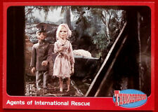 THUNDERBIRDS - Agents of International Rescue - Card #41 - Cards Inc 2001