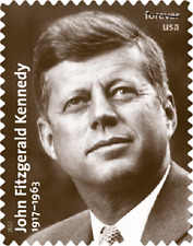 2017 49c John Fitzgerald Kennedy, 35th President, Spiegel Scott 5175 Mint VF NH