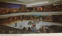 Postcard Advertisement For Eastridge Regional Shopping Center San Jose CA