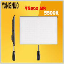YONGNUO YN600 Air LED Video Light 5500K for Studio Lighting DV Camera Camcorder