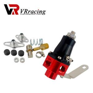 Fuel System 13301 Universal Bypass 3-65 psi Fuel Pressure Regulator