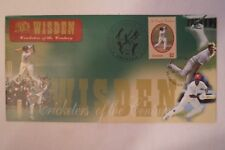Cricket Collectable - Day Cover - Wisden Cricketers of The Century - Don Bradman