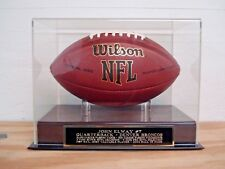 Football Display Case For Your John Elway Denver Broncos Autographed Football