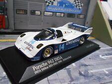 Porsche 962 C (956 II) IMSA 1986 #14 Löwenbräu holbert Bell Minichamps 1:43