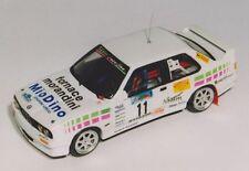 BMW M3 Vegnaduzzo  rally della Carnia 1992 DECALS serigrafia 1/43