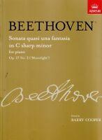 BEETHOVEN SONATA Op27 No2 C*min MOONLIGHT COOPER