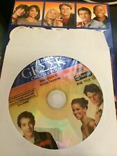 Greek - Chapter 4, Disc 3 REPLACEMENT DISC (not full season)