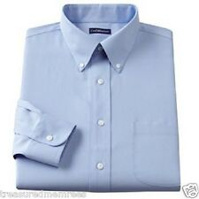 Croft & Barrow Classic Fit Button Down Dress Shirt Size 16 34/35