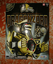 Power Rangers Limited Edition Black and Gold Legacy Dragonzord