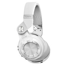 Bluedio Turbine T2S Bluetooth 4.1 Headsets Wireless Stereo Headphones Mic, White