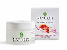 Nature's Crema Viso Antirughe 50 ml.