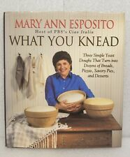 What You Knead by Mary A. Esposito (1997, Hardcover)