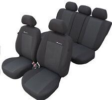 (DCT)EXCLUSIVE Komplett Autositzbezüge Sitzbezüge Schonbezüge Mercedes C Klasse