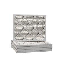 21.5x23.5x1 Ultra Allergen Merv 11 Replacement AC Furnace Air Filter (6 Pack)