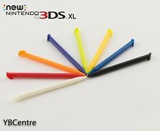 8x 'New' 3DS XL LL stylus, mixed colours, high quality