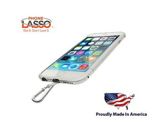 Cell Phone Strap/Carrier For Smartphone Phone Lasso Fits All Devices Phone Lasso
