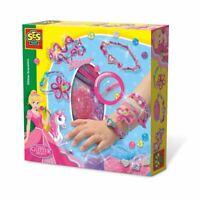 Ses Creative NIÑOS Dreams-Glitter Pulseras Mezcladas Color (14128)