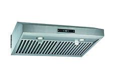 "Stainless Steel 30"" Under Cabine Range Hoods Kitchen 6 Speeds Dual Motor Fan"