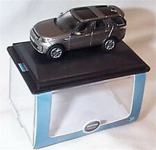 Oxford 76DIS5001 Land Rover Discovery 5 HSE Lux Silicon Silver 1:76 Scale New