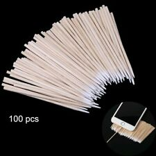 Dust Removal Charge Port Cleaning Tools Cotton Swab Disposable Cotton Sticks