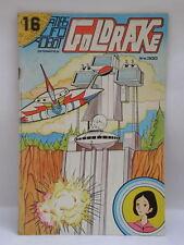 GOLDRAKE 16 ATLAS UFO ROBOT 1979 fumetto Poster edizioni FLASH
