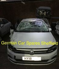 2018 VW POLO 1.0 SE CHYC SND 5 DOOR NEW SHAPE AIRBAG KIT & SEATBELTS BREAKING
