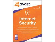 Avast Internet Security 2018, 1 PC / 2 Years [Key Card]