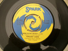 VINCENT ZARA HERE IN MY HEART / YOU BELONG TO MY HEART spark 1115