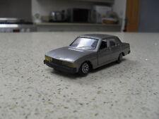 Norev Peugeot 604 857 Jet Car de Norev Grey Vintage Collectible Diecast Toy Grey