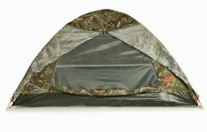 Caterpillar X Realtree 2 Person Dome Camping Hunting Tent Travel Bag 84x54x41