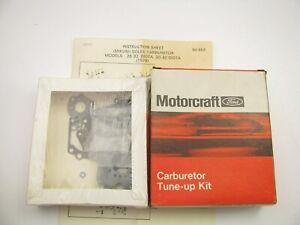 Motorcraft Carburetor Rebuild Kit CT-1215 1978 Dodge Plymouth 28-32, 30-32 DIDTA