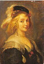 BT7523 de vrienden der blinden pp Rubens portrey van helene fourment paint peint