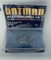 Eaglemoss BATMAN Automobilia Collection No 18 THE BATMAN ANIMATED SERIES