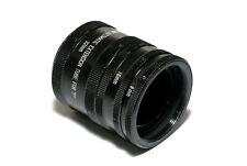Berolina Automatik Zwischenringe 10mm 16mm 32mm / Satz für M42 (gebraucht)