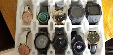 Brand new job lot of 10 watches with tags