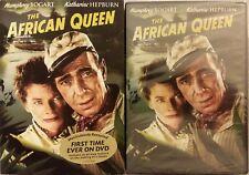 The African Queen Dvd - Katharine Hepburn - Fully Restored +Slipcover New fr/shp