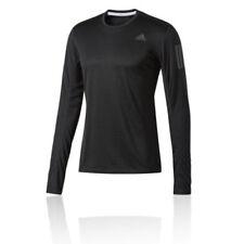 Maillots de fitness noir adidas pour homme