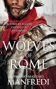 Wolves of Rome by Valerio Massimo Manfredi (Paperback, 2019)