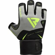 RDX F21 Original Comfortable & Breathable Gym Workout Authentic Leather Glove