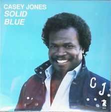 CHICAGO BLUES LP: CASEY JONES Solid Blue ROOSTER w/ Maurice Vaughn, Billy Branch