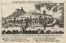 Stein am Rhein (Switzerland). - Copperplate/Meisner Treasure käst Lein, um 1624