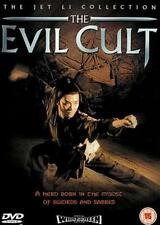 """THE EVIL CULT-""""THE JET LI COLLECTION"""" - WIDESCREEN (DVD-2003) Region 2*****"""
