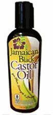 Hollywood Beauty Black Jamaican Castor Oil, 3 oz (Pack of 2)