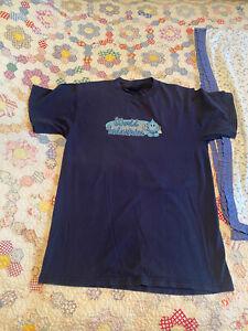 VTG World Industries Wet Willy T-Shirt M 1990s OG Skateboarding (not birdhouse)