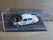 Rally Model Car IXO 1:43 SEAT 1430 ESPECIAL 1800 Monte Carlo 1977 S.Servia [MZ8]
