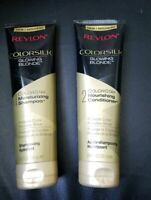 Revlon Colorsilk ColorStay Moisturizing Shampoo and Conditioner - Glowing Blonde
