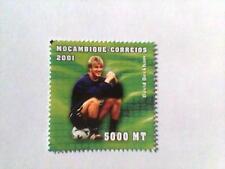David Beckham ENGLAND L.A. Galaxi PARIS S.G. MILAN MANCHESTER - FOOTBALL MINT
