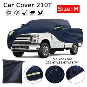 Full Pickup Truck Cover Outdoor Breathable Waterproof Sun UV Rain Resistant 18ft