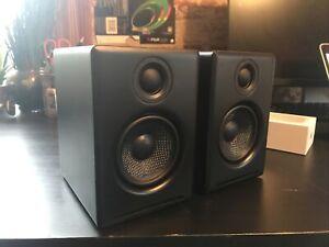 Audioengine A2+ Wireless Computer Speakers (Black)